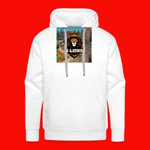 xLions Official - Männer Premium Hoodie