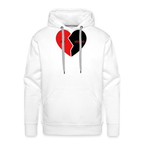 Heart for Gym - Männer Premium Hoodie