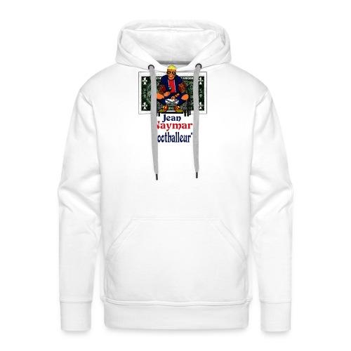 jean naymar complet dollar png - Sweat-shirt à capuche Premium pour hommes