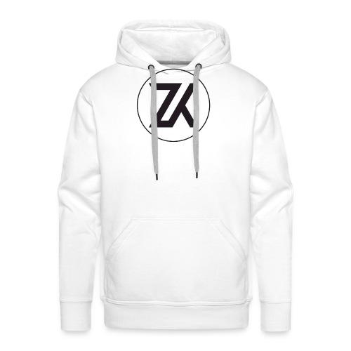 Z-K tryck (Zahid Khayree) - Premiumluvtröja herr