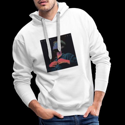 Vous oeuvre - Sweat-shirt à capuche Premium pour hommes