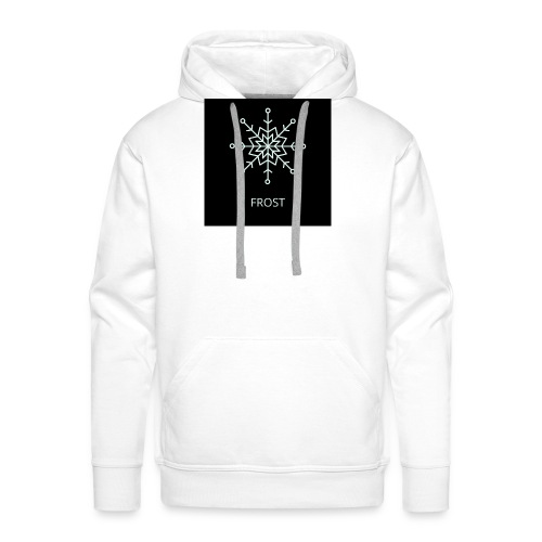 FROST - Mannen Premium hoodie