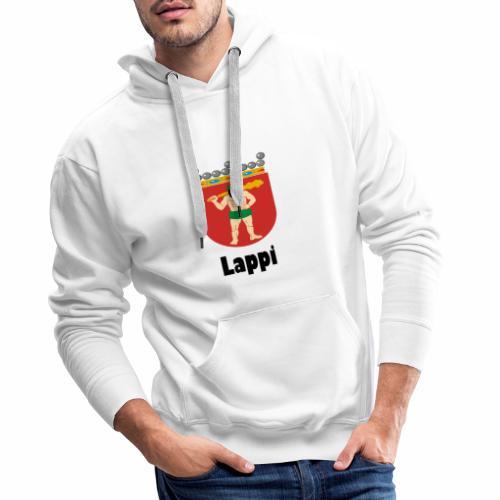 Lappi - tuotesarja - Miesten premium-huppari