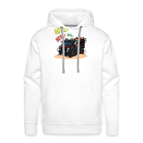 0779 BA RASTA VAN - Mannen Premium hoodie
