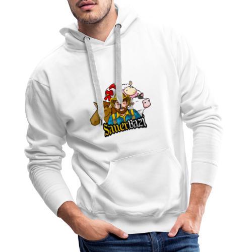 Tierlieb - Männer Premium Hoodie