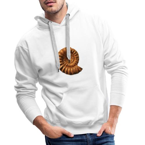 Ammonite Slat - Männer Premium Hoodie