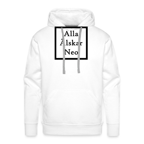Alla Älskar Neo - Premiumluvtröja herr