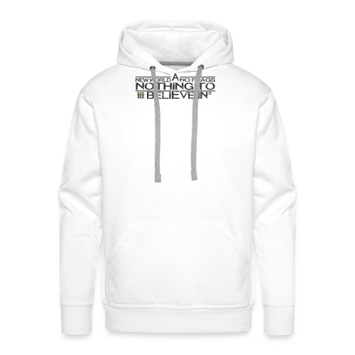 Official My Way Shirt - Männer Premium Hoodie