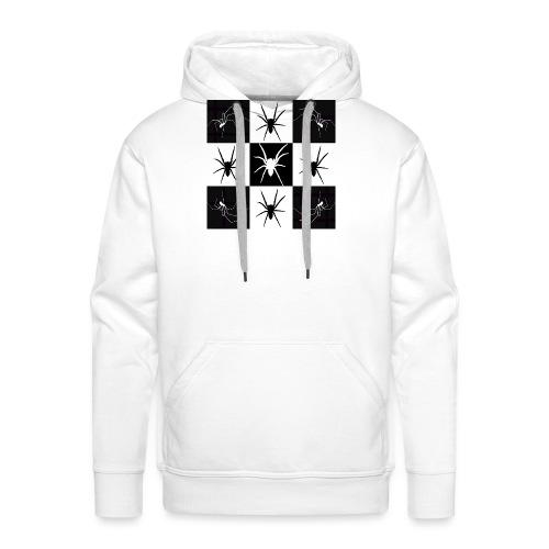 Spider 3 - Sweat-shirt à capuche Premium pour hommes