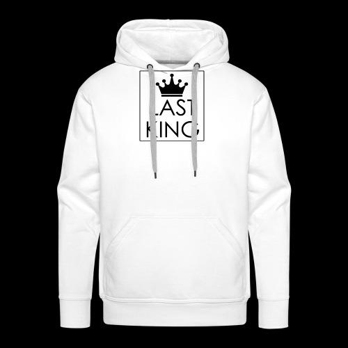 Last King Design - Männer Premium Hoodie