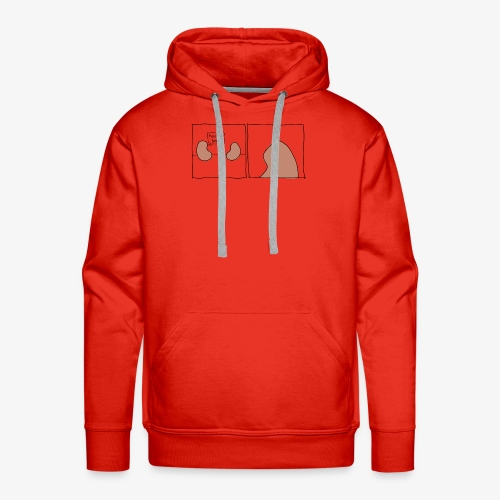 How you Bean - Mannen Premium hoodie