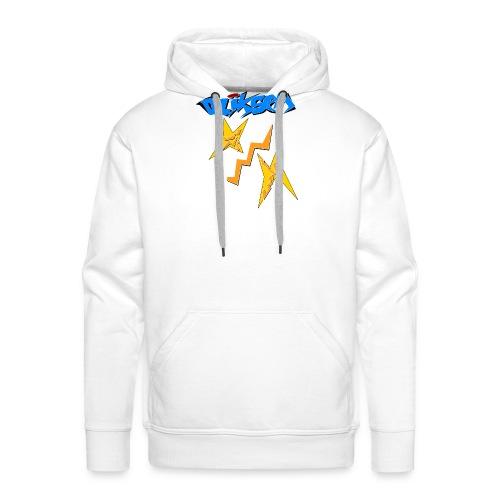 Bliksem - Mannen Premium hoodie