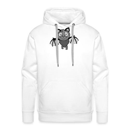 Fledermaus, Halloween - Männer Premium Hoodie