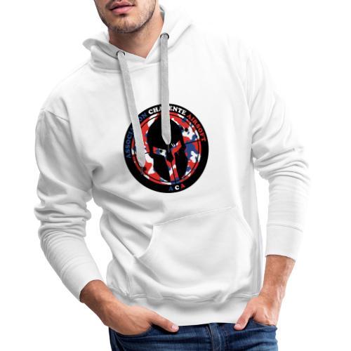 ACA LOGO BBR HD - Sweat-shirt à capuche Premium pour hommes
