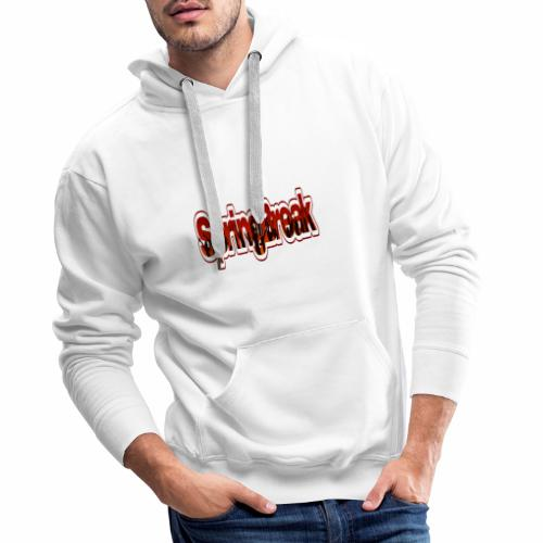 Spring Break - Männer Premium Hoodie