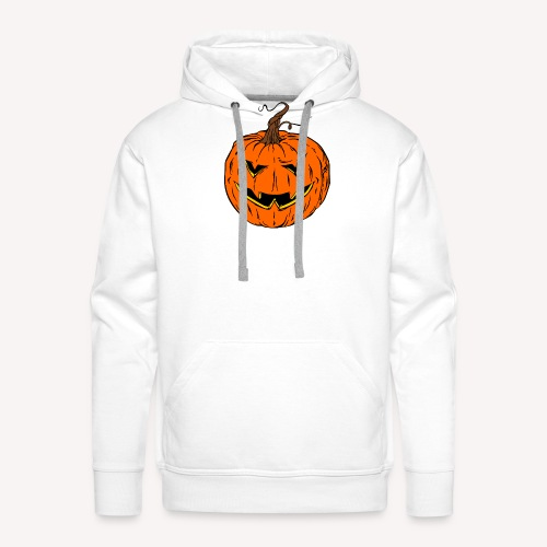 Pumpkin - Männer Premium Hoodie
