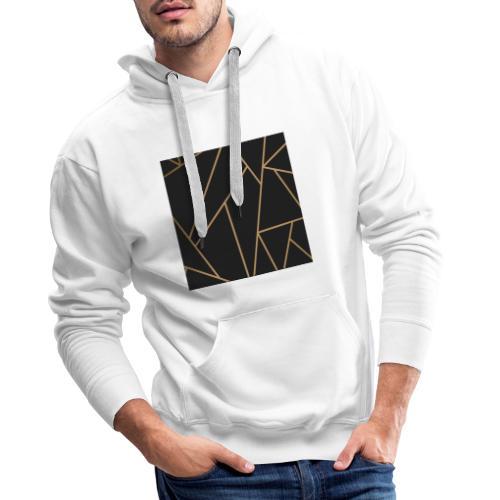 Muster - Männer Premium Hoodie