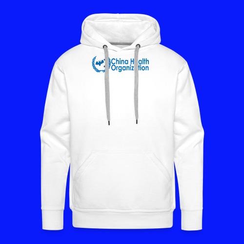 China Health Organization - Men's Premium Hoodie