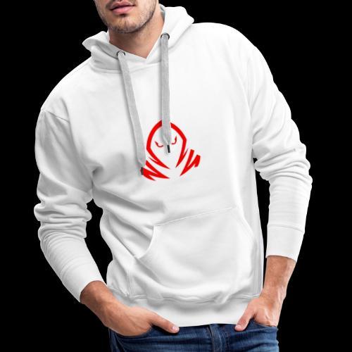 New Official TagX Logo - Miesten premium-huppari