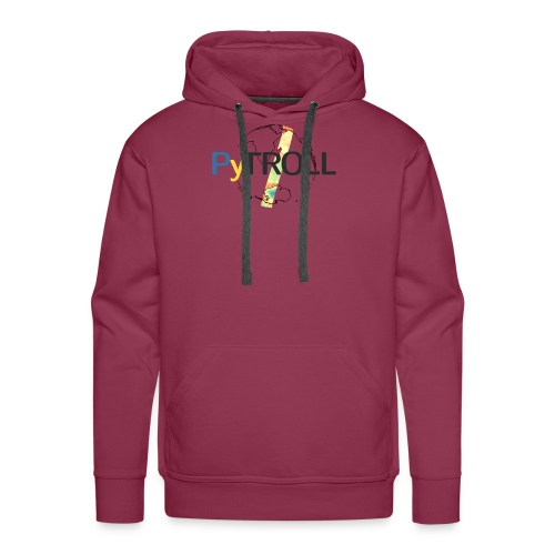 light logo spectral - Men's Premium Hoodie