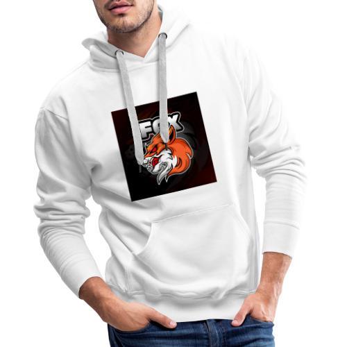 renard - Sweat-shirt à capuche Premium pour hommes