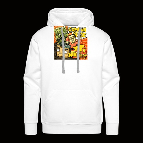 Common Sense Artwork - Men's Premium Hoodie