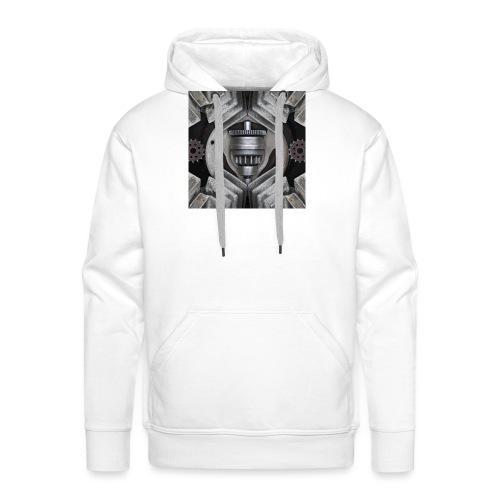 metalen motor onderdelen - Mannen Premium hoodie