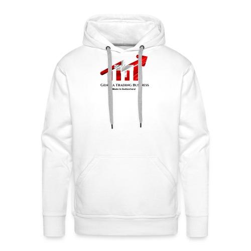 Geneva - Sweat-shirt à capuche Premium pour hommes