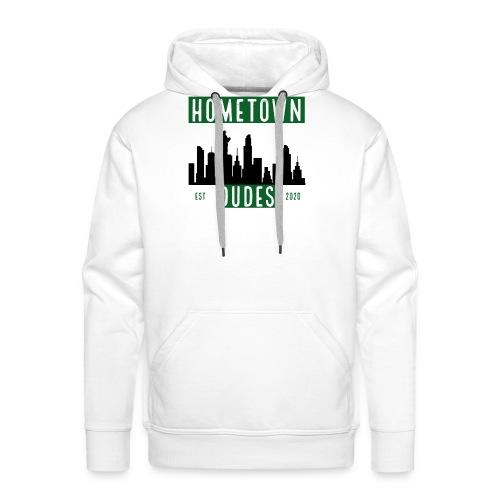 hometown dudes - Herre Premium hættetrøje