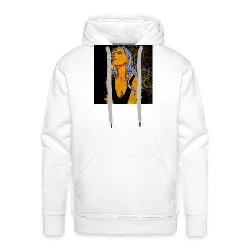 Girl next - Sweat-shirt à capuche Premium pour hommes