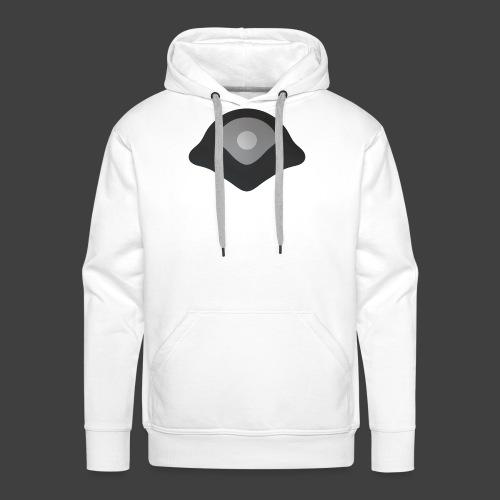 White point - Men's Premium Hoodie