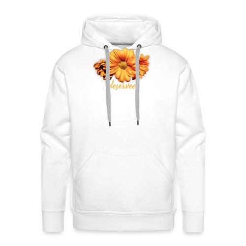 NLTS Flower - Premiumluvtröja herr