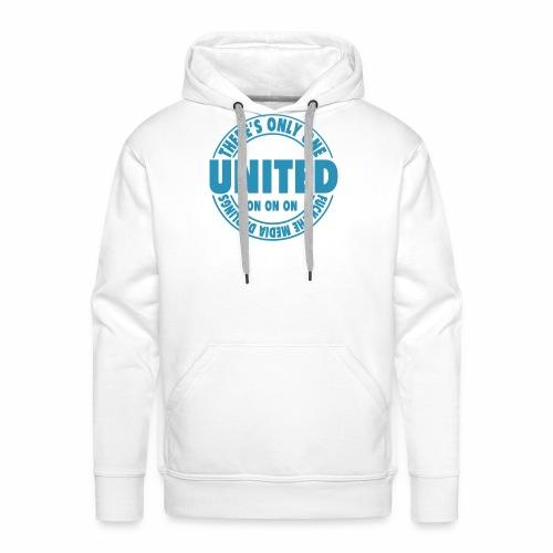 ONLY ONE UNITED - Men's Premium Hoodie
