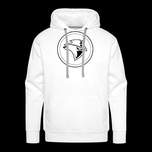 Circle Bandit - black - Men's Premium Hoodie