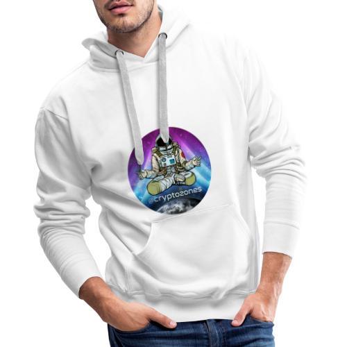 cryptozones official merchandise - Men's Premium Hoodie