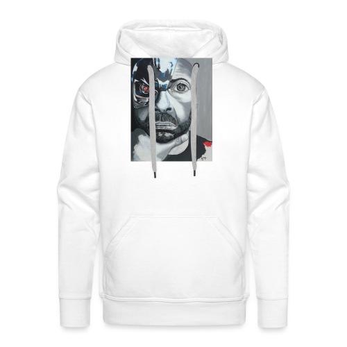 Terminamen1 - Sweat-shirt à capuche Premium pour hommes