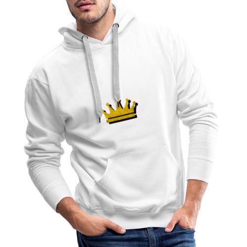 Crown - Männer Premium Hoodie