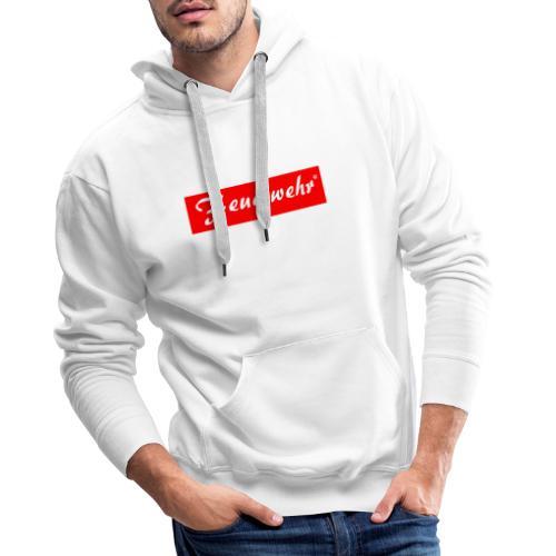 Feuerwerhr Liebhaber Gift - Men's Premium Hoodie