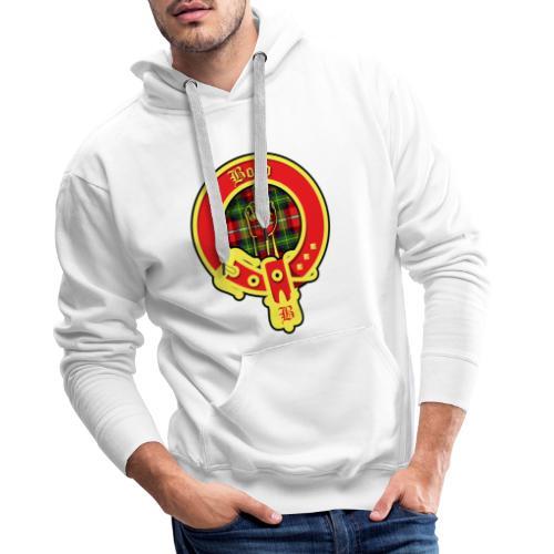 boyd logo - Männer Premium Hoodie