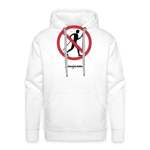 Achim Achilles - No Walker T-Shirt - Männer Premium Hoodie