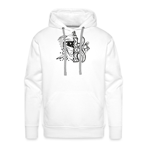 berbere - Sweat-shirt à capuche Premium pour hommes
