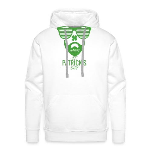 Happy St. Patrick's Beard Day - Männer Premium Hoodie