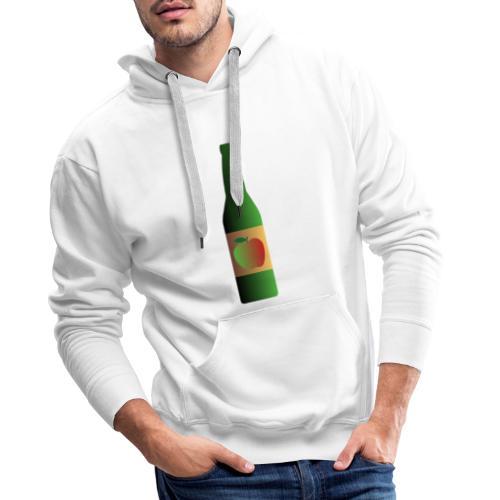 cider - Sudadera con capucha premium para hombre