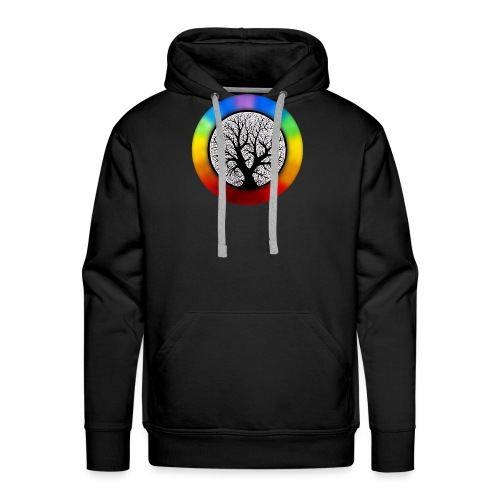 tree of life png - Mannen Premium hoodie