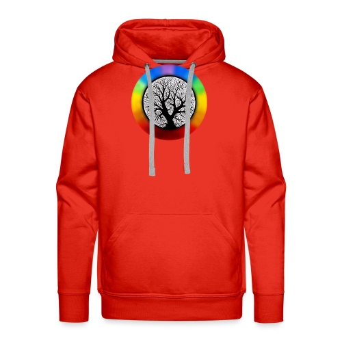 tree of life png - Mannen Premium hoodie