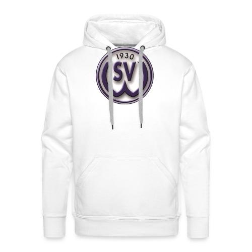 svw 4c logo transparent png - Männer Premium Hoodie