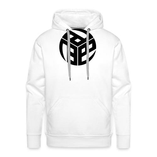 Mitsudomoe Symbol (stylisiert) - Männer Premium Hoodie