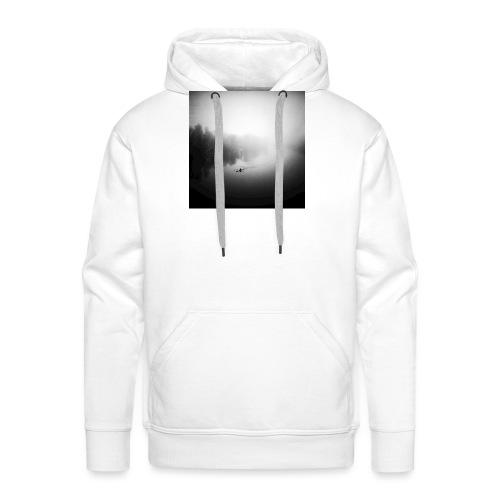 Aviron - Sweat-shirt à capuche Premium pour hommes