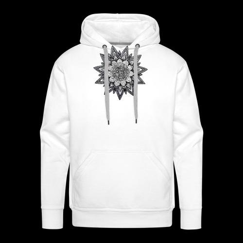 trippy dreams - Sweat-shirt à capuche Premium pour hommes