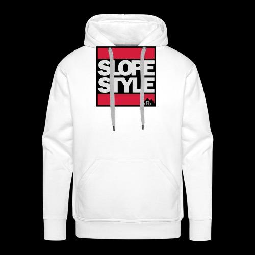 SLOPESTYLE - Männer Premium Hoodie